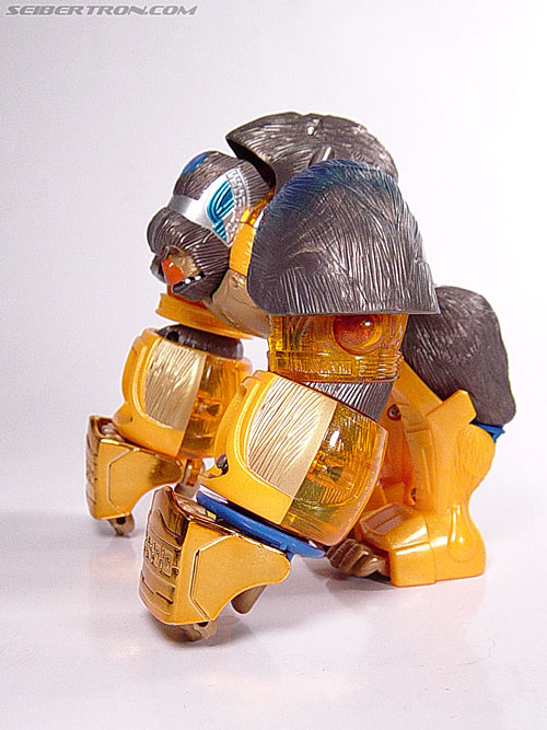 Transformers Beast Machines Blast Punch Optimus Primal (Beast Convoy) (Image #8 of 53)