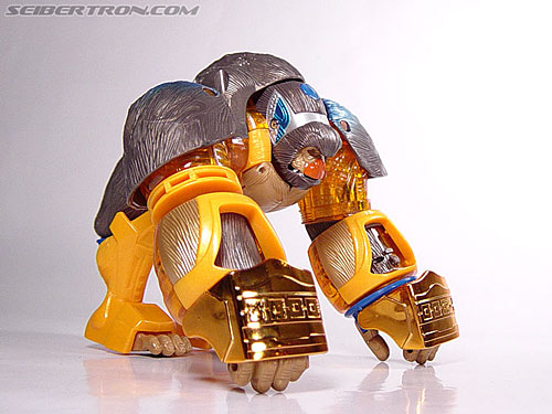 Transformers Beast Machines Blast Punch Optimus Primal (Beast Convoy) (Image #11 of 53)