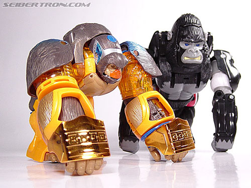 Transformers Beast Machines Blast Punch Optimus Primal (Beast Convoy) (Image #12 of 53)