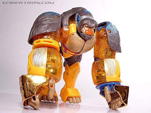 Transformers Beast Machines Blast Punch Optimus Primal (Beast Convoy) (Image #19 of 53)