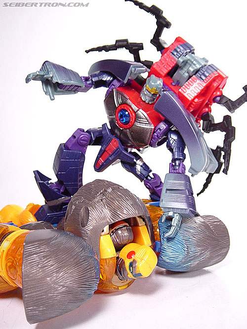 Transformers Beast Machines Blast Punch Optimus Primal (Beast Convoy) (Image #20 of 53)