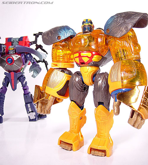 Transformers Beast Machines Blast Punch Optimus Primal (Beast Convoy) (Image #21 of 53)