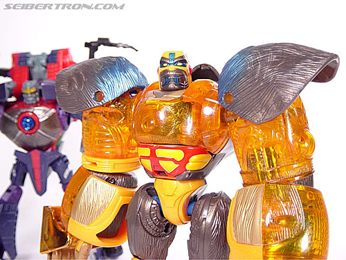 Transformers Beast Machines Blast Punch Optimus Primal (Beast Convoy) (Image #23 of 53)