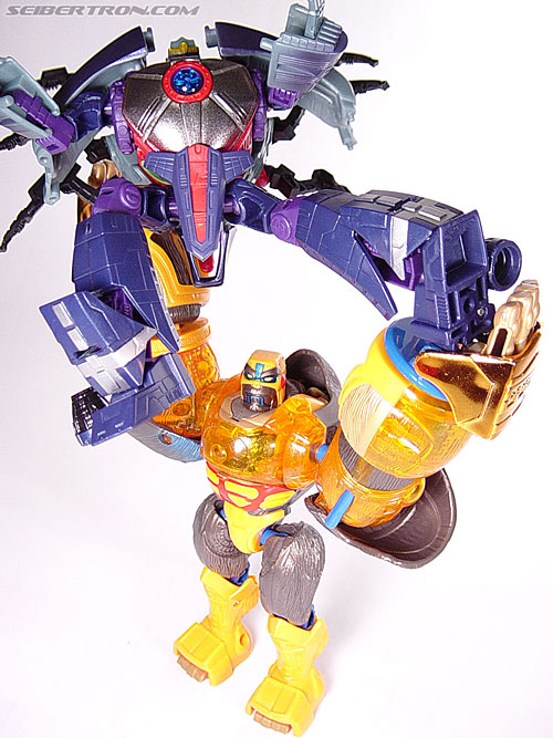 Transformers Beast Machines Blast Punch Optimus Primal (Beast Convoy) (Image #24 of 53)
