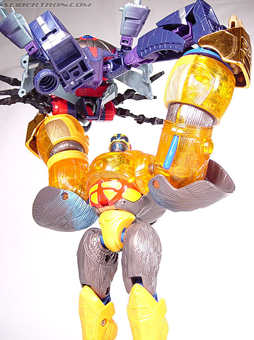 Transformers Beast Machines Blast Punch Optimus Primal (Beast Convoy) (Image #25 of 53)