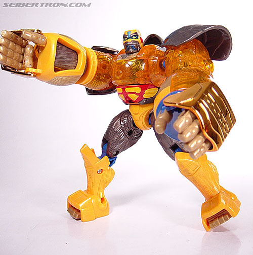 Transformers Beast Machines Blast Punch Optimus Primal (Beast Convoy) (Image #26 of 53)