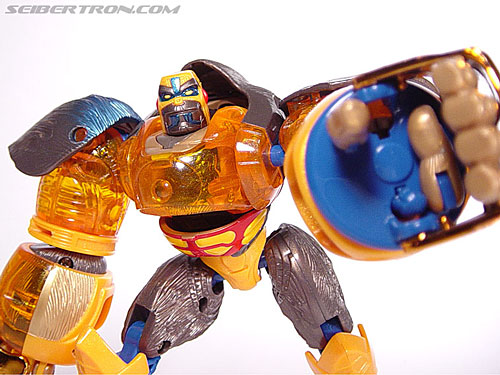 Transformers Beast Machines Blast Punch Optimus Primal (Beast Convoy) (Image #28 of 53)