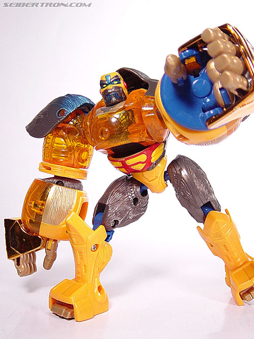 Transformers Beast Machines Blast Punch Optimus Primal (Beast Convoy) (Image #29 of 53)