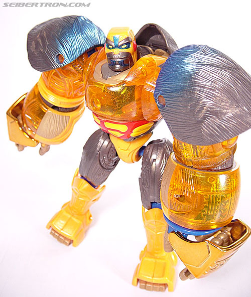 Transformers Beast Machines Blast Punch Optimus Primal (Beast Convoy) (Image #30 of 53)