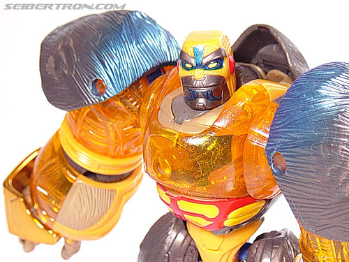 Transformers Beast Machines Blast Punch Optimus Primal (Beast Convoy) (Image #31 of 53)