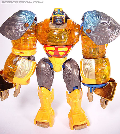 Transformers Beast Machines Blast Punch Optimus Primal (Beast Convoy) (Image #32 of 53)