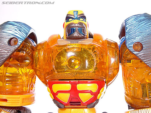 Transformers Beast Machines Blast Punch Optimus Primal (Beast Convoy) (Image #33 of 53)
