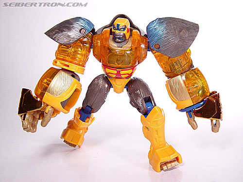 Transformers Beast Machines Blast Punch Optimus Primal (Beast Convoy) (Image #42 of 53)