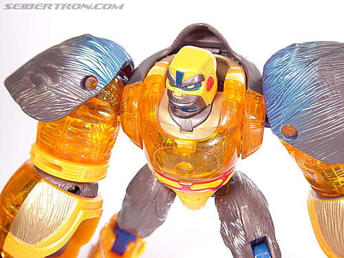 Transformers Beast Machines Blast Punch Optimus Primal (Beast Convoy) (Image #44 of 53)