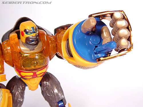 Transformers Beast Machines Blast Punch Optimus Primal (Beast Convoy) (Image #46 of 53)