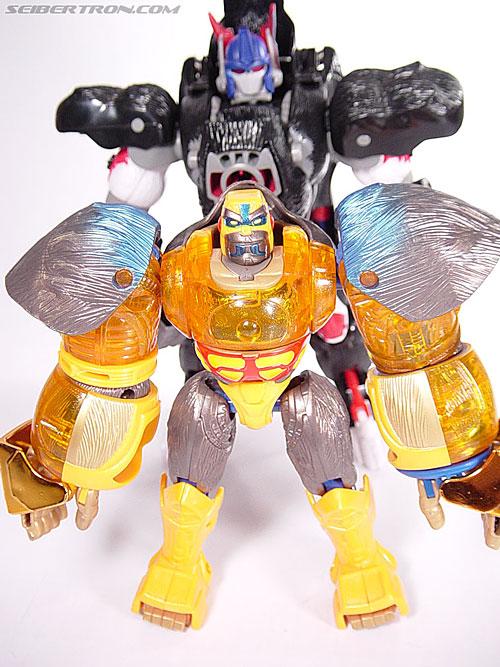 Transformers Beast Machines Blast Punch Optimus Primal (Beast Convoy) (Image #52 of 53)