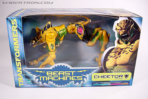 Transformers Beast Machines Cheetor (Cheetas) (Image #1 of 107)