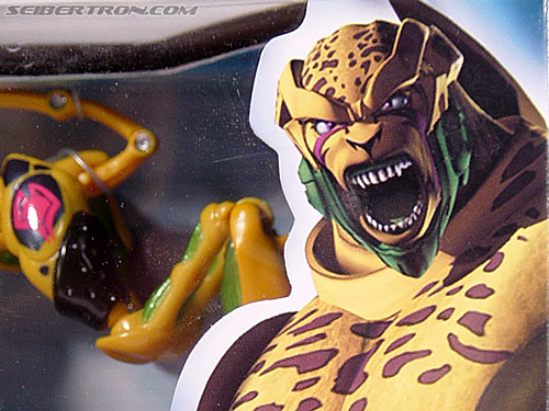 Transformers Beast Machines Cheetor (Cheetas) (Image #4 of 107)