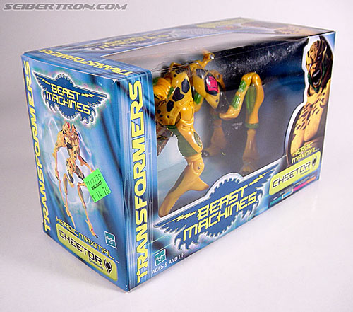 Transformers Beast Machines Cheetor (Cheetas) (Image #5 of 107)