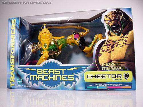 Transformers Beast Machines Cheetor (Cheetas) (Image #13 of 107)