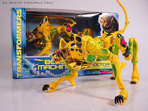 Transformers Beast Machines Cheetor (Cheetas) (Image #14 of 107)
