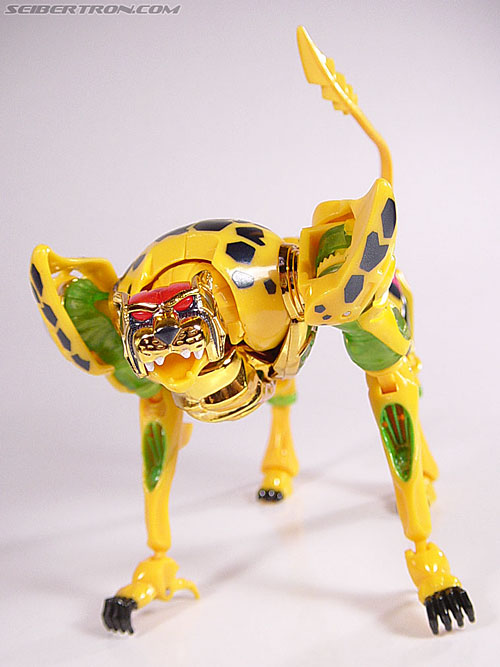 Transformers Beast Machines Cheetor (Cheetas) (Image #32 of 107)