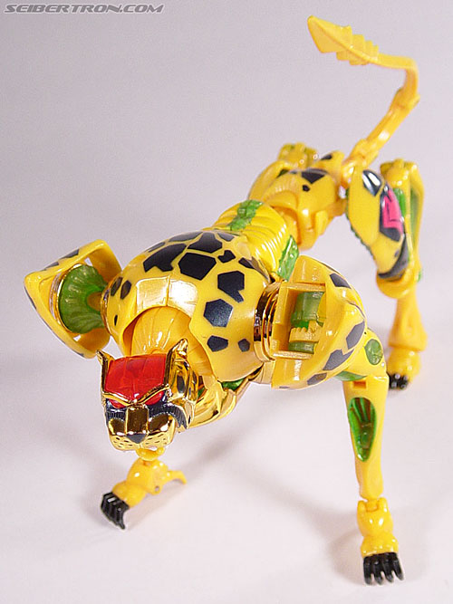 Transformers Beast Machines Cheetor (Cheetas) (Image #33 of 107)