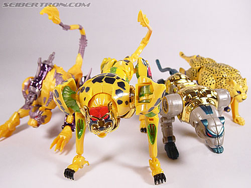 Transformers Beast Machines Cheetor (Cheetas) (Image #42 of 107)