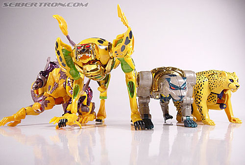 Transformers Beast Machines Cheetor (Cheetas) (Image #43 of 107)