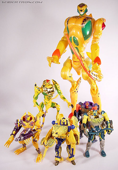 Transformers Beast Machines Cheetor (Cheetas) (Image #107 of 107)