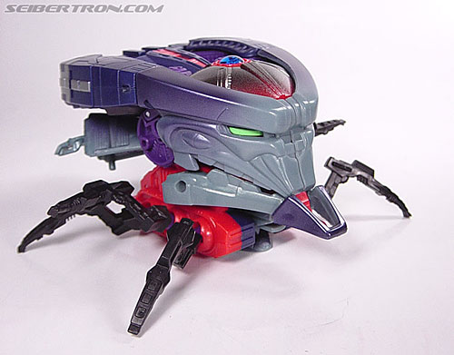 Transformers News: Re: Unproduced Beast Machines Megatron Megabolt prototype