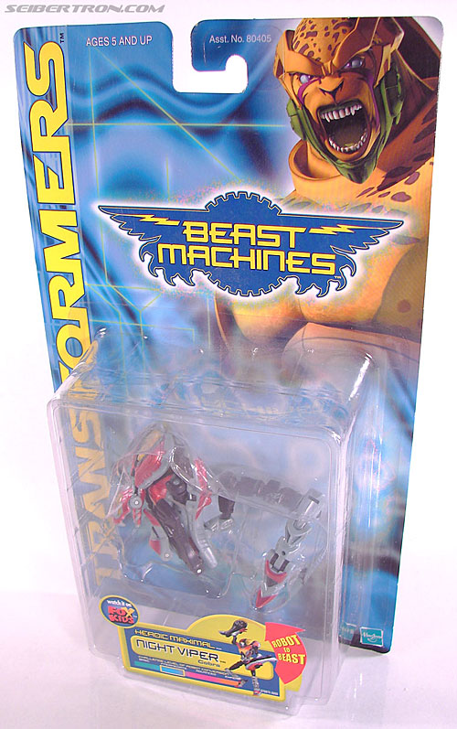 Transformers Beast Machines Night Viper (Image #9 of 135)