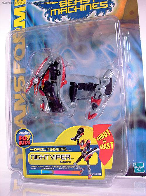 Transformers Beast Machines Night Viper (Image #11 of 135)