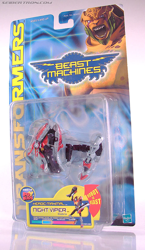 Transformers Beast Machines Night Viper (Image #12 of 135)