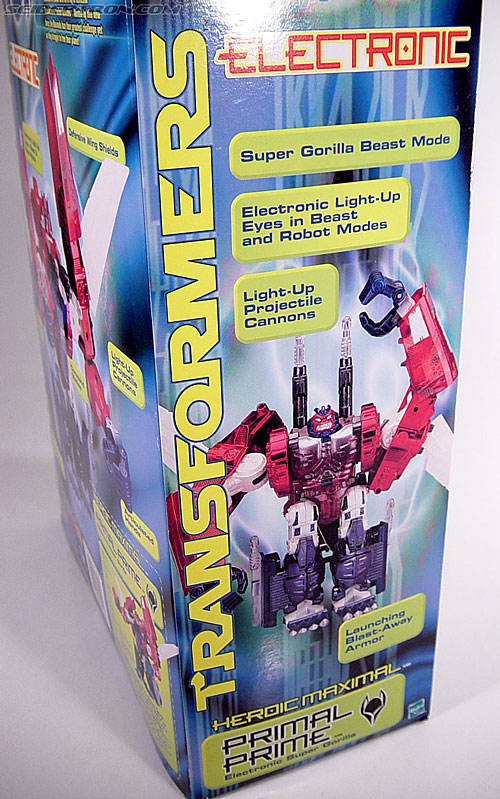 Transformers Beast Machines Primal Prime (Image #5 of 108)