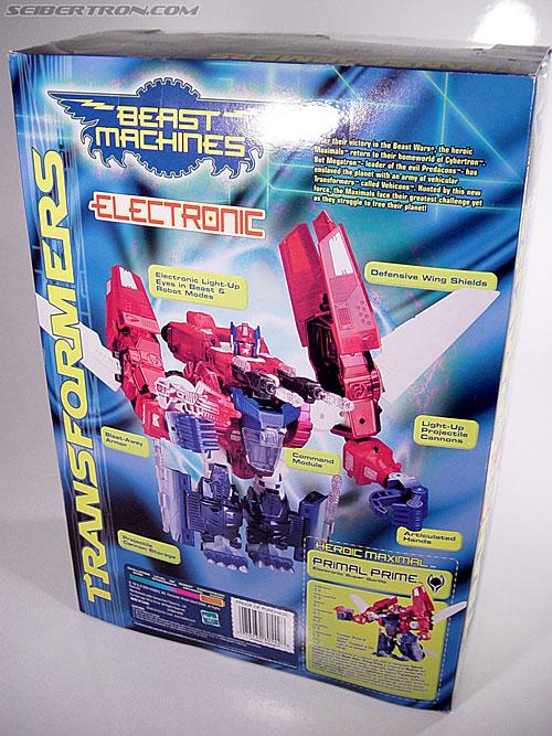 Transformers Beast Machines Primal Prime (Image #6 of 108)