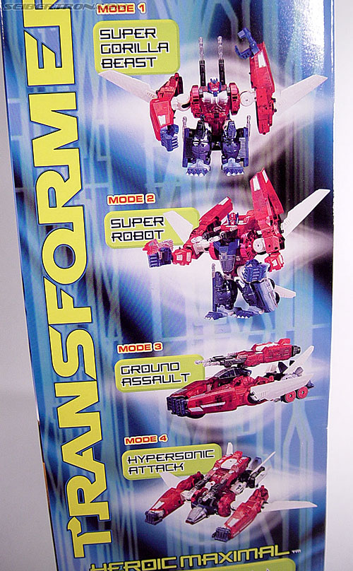Transformers Beast Machines Primal Prime (Image #10 of 108)