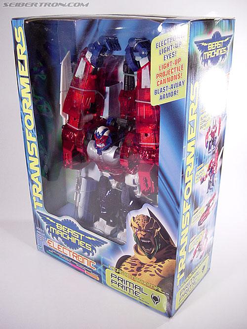 Transformers Beast Machines Primal Prime (Image #11 of 108)