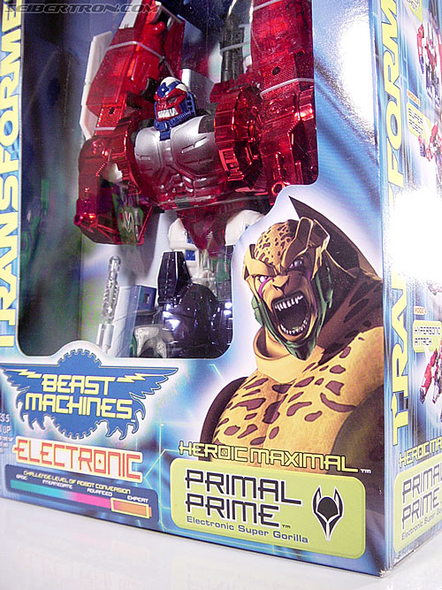 Transformers Beast Machines Primal Prime (Image #12 of 108)