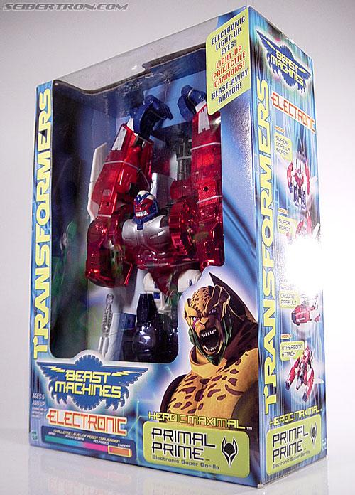 Transformers Beast Machines Primal Prime (Image #13 of 108)