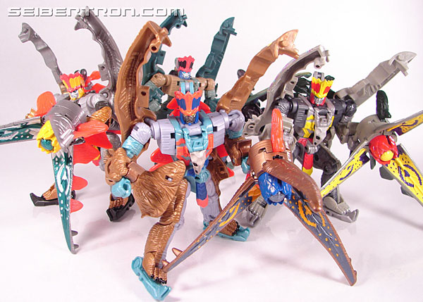 Transformers Beast Machines Striker (Image #49 of 52)