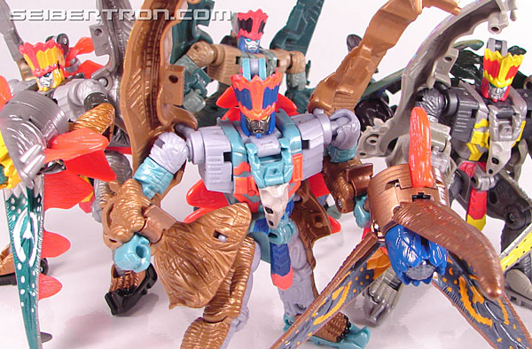 Transformers Beast Machines Striker (Image #50 of 52)
