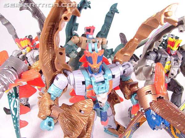 Transformers Beast Machines Striker (Image #51 of 52)