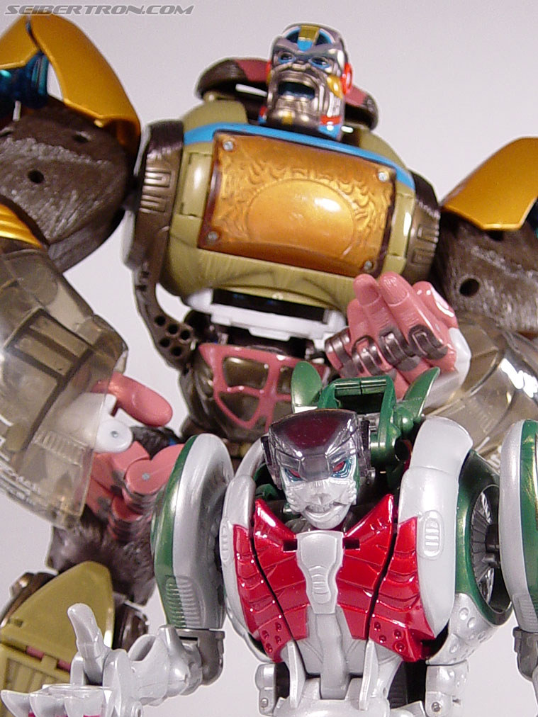 Transformers Beast Machines Rattrap (Rattle) (Image #127 of 127)