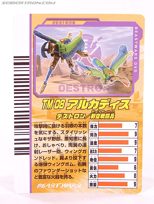 Transformers Beast Wars Telemocha Series Archadis (Reissue) (Image #44 of 112)