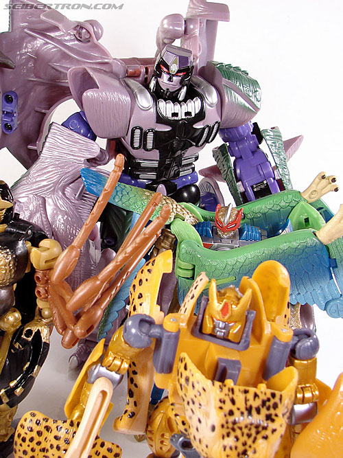 Transformers Beast Wars Telemocha Series Archadis (Reissue) (Image #111 of 112)