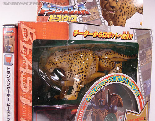 Transformers Beast Wars Telemocha Series Cheetor (Cheetas)  (Reissue) (Image #3 of 118)