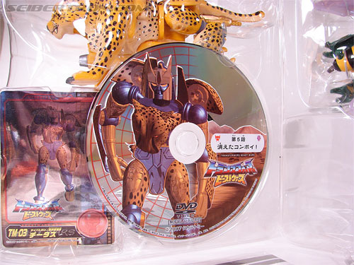 Transformers Beast Wars Telemocha Series Cheetor (Cheetas)  (Reissue) (Image #20 of 118)