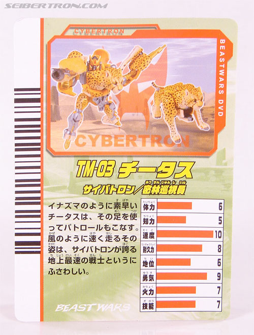 Transformers Beast Wars Telemocha Series Cheetor (Cheetas)  (Reissue) (Image #22 of 118)