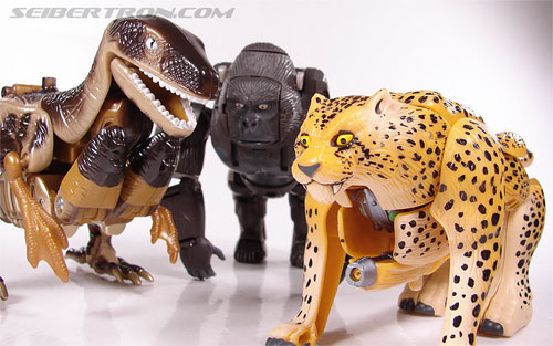 Transformers Beast Wars Telemocha Series Cheetor (Cheetas)  (Reissue) (Image #43 of 118)